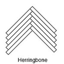 1-herringbone